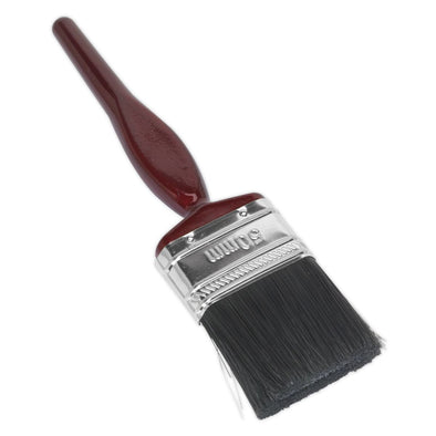 Sealey Pure Bristle Paint Brush 50mm Pack of 10