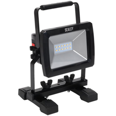 Sealey 10W SMD LED Rechargeable Portable Floodlight
