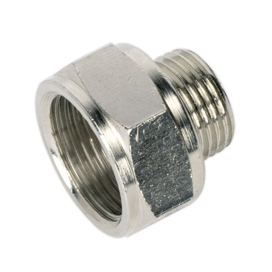 "Sealey Adaptor 1/2""BSPT Male to 3/4""BSP Female"