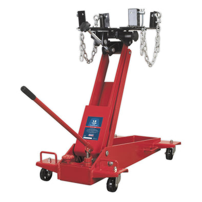 Sealey Transmission Jack 1.5tonne Floor