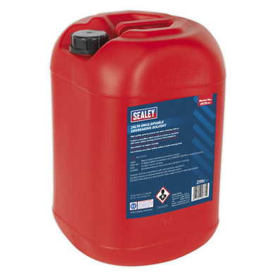 Sealey Degreasing Solvent Emulsifiable 25L