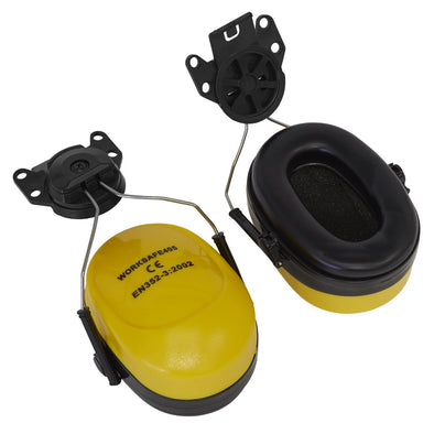 Worksafe by Sealey Clip-On Ear Defenders