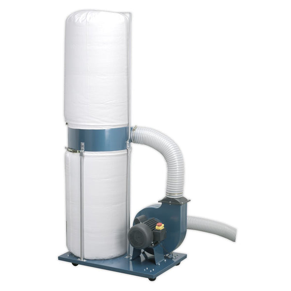 Sealey Dust & Chip Extractor 2hp 230V