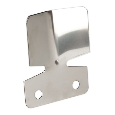 Sealey Bumper Protection Plate Stainless Steel