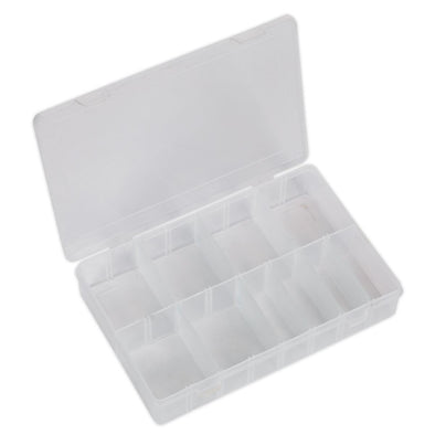 Sealey Assortment Box with 8 Removable Dividers
