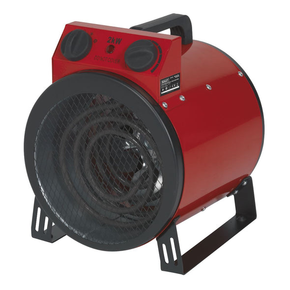 Sealey Industrial Fan Heater 2kW