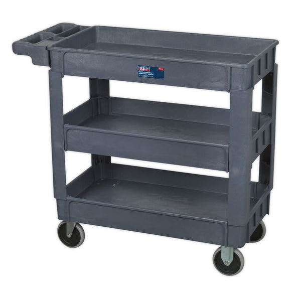 Sealey Trolley 3-Level Composite Heavy-Duty