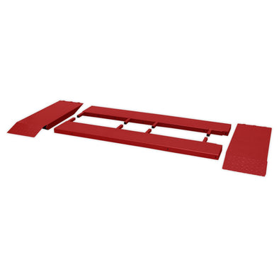 Sealey Extension Side Ramps for MC680E 4pc