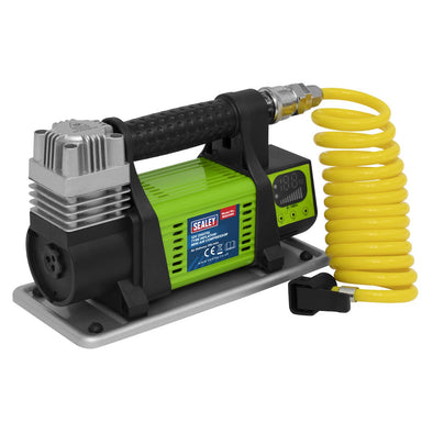 Sealey Digital Tyre Inflator/Mini Air Compressor 12V