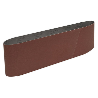 Sealey Sanding Belt 150 x 1220mm 80Grit