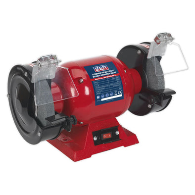 Sealey Bench Grinder Ø150mm 450W/230V Heavy-Duty