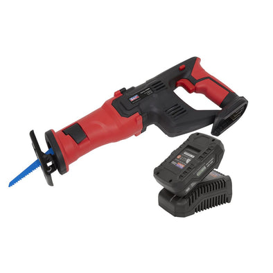 Sealey Cordless Reciprocating Saw Kit 20V 2Ah