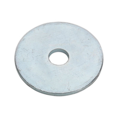 Sealey Repair Washer M5 x 25mm Zinc Plated Pack of 100