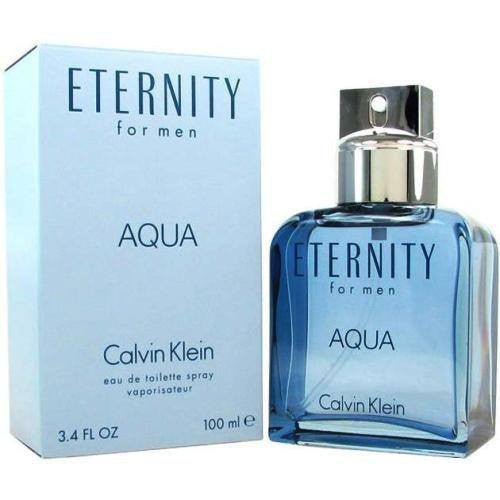 Fragrances - Calvin Klein Eternity Aqua