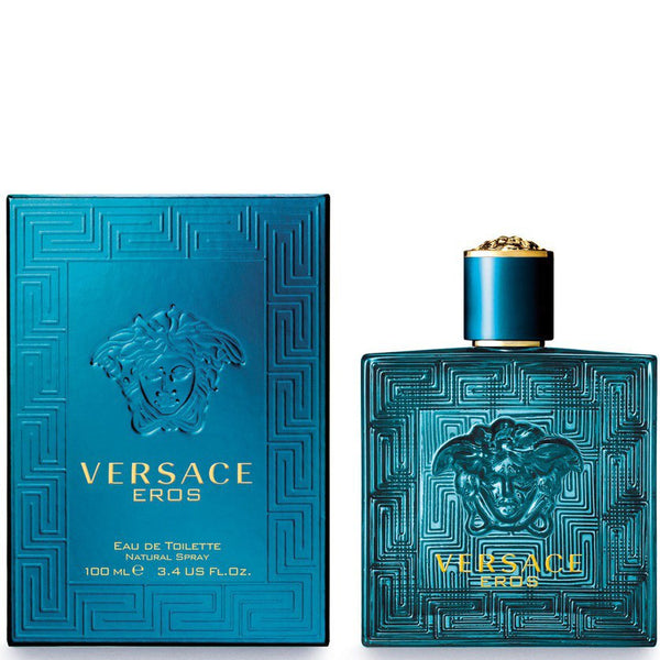 Fragrances - Versace Eros