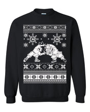 Load image into Gallery viewer, Gotenks Fusion DBZ-Ugly Christmas Sweater