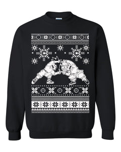 Gotenks Fusion DBZ-Ugly Christmas Sweater
