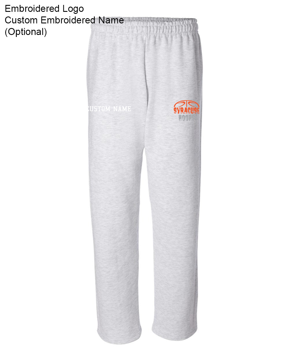Hoops Unisex Ash Sweatpants