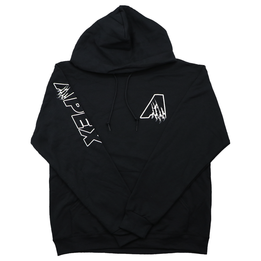 Apex Training - Lion Mascot Pullover Hoodie - Black