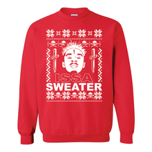 Load image into Gallery viewer, 21 Savage Issa Christmas Sweater Ugly Christmas Sweater