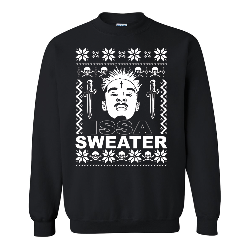 21 Savage Christmas.21 Savage Issa Christmas Sweater Ugly Christmas Sweater