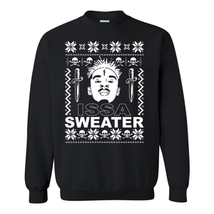 21 Savage Issa Christmas Sweater Ugly Christmas Sweater