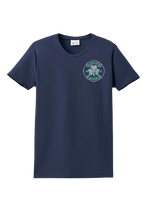 Load image into Gallery viewer, SF280 - Navy Women's T-Shirt