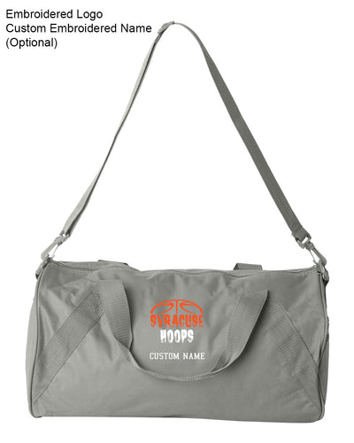 Hoops Grey Gym Bag