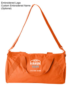 Hoops Orange Gym Bag