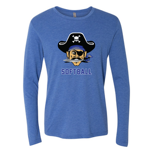 Buccaneer Logo Long Sleeve
