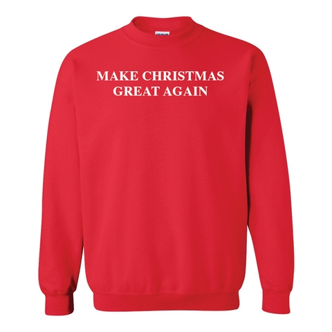 Make America Great Again Ugly Christmas Sweater