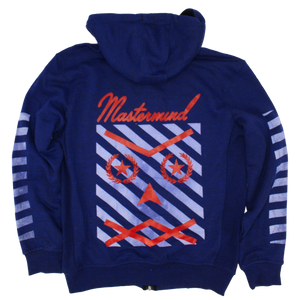Creep Technical Sweatshirt - Heather Blue