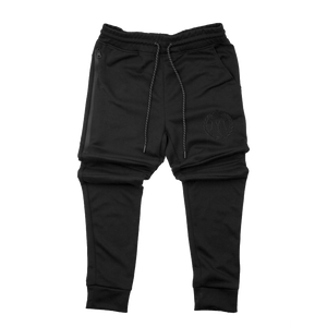 Black Out Tech Joggers