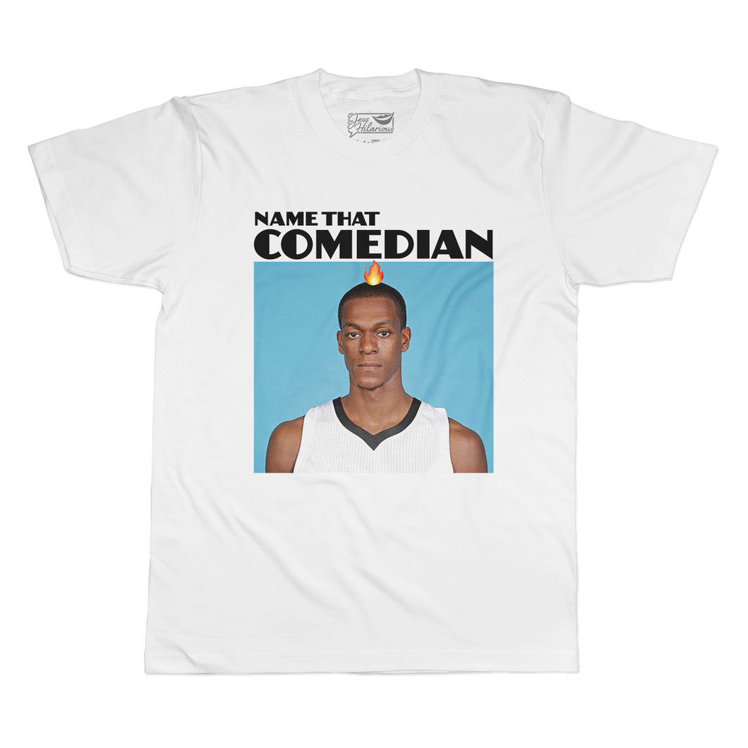 Name That Comedian - Unisex Short Sleeve