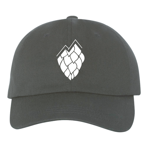 OBC Grey Hat - White Logo