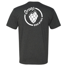 Load image into Gallery viewer, OBC Cursive Hop Logo - Charcoal