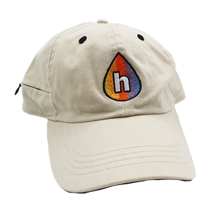 Print Hub - Drop Logo - Fisher Man Side Zip Hat