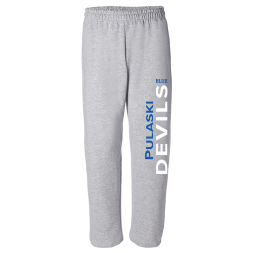 Vertical Logo - Sweatpants