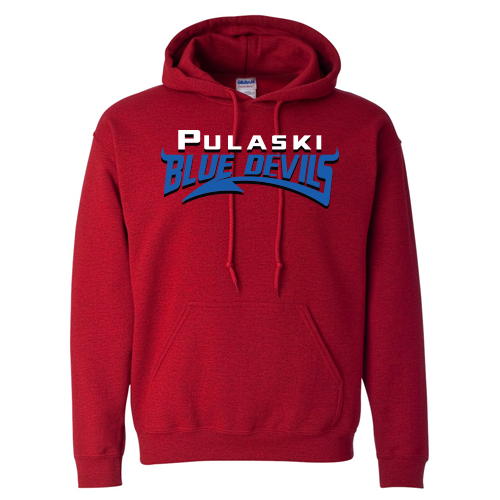 Tailgate Logo - Hooded Pullover