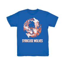Load image into Gallery viewer, Syracuse Wolves - Cotton Short Sleeve Shirt