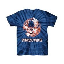 Load image into Gallery viewer, Syracuse Wolves - Tie Dye Shirt