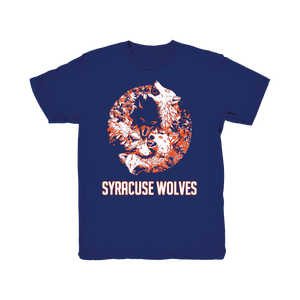 Syracuse Wolves - Performance® Core T-Shirt