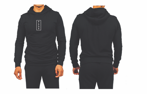 Alpha Performance - Black Limited Run Hooded Pullover