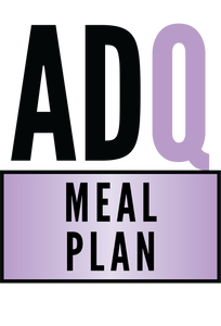 Women's Meal Plan