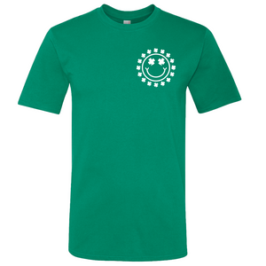 He We Go Again - St. Patricks Day Shirt - Kelly Green