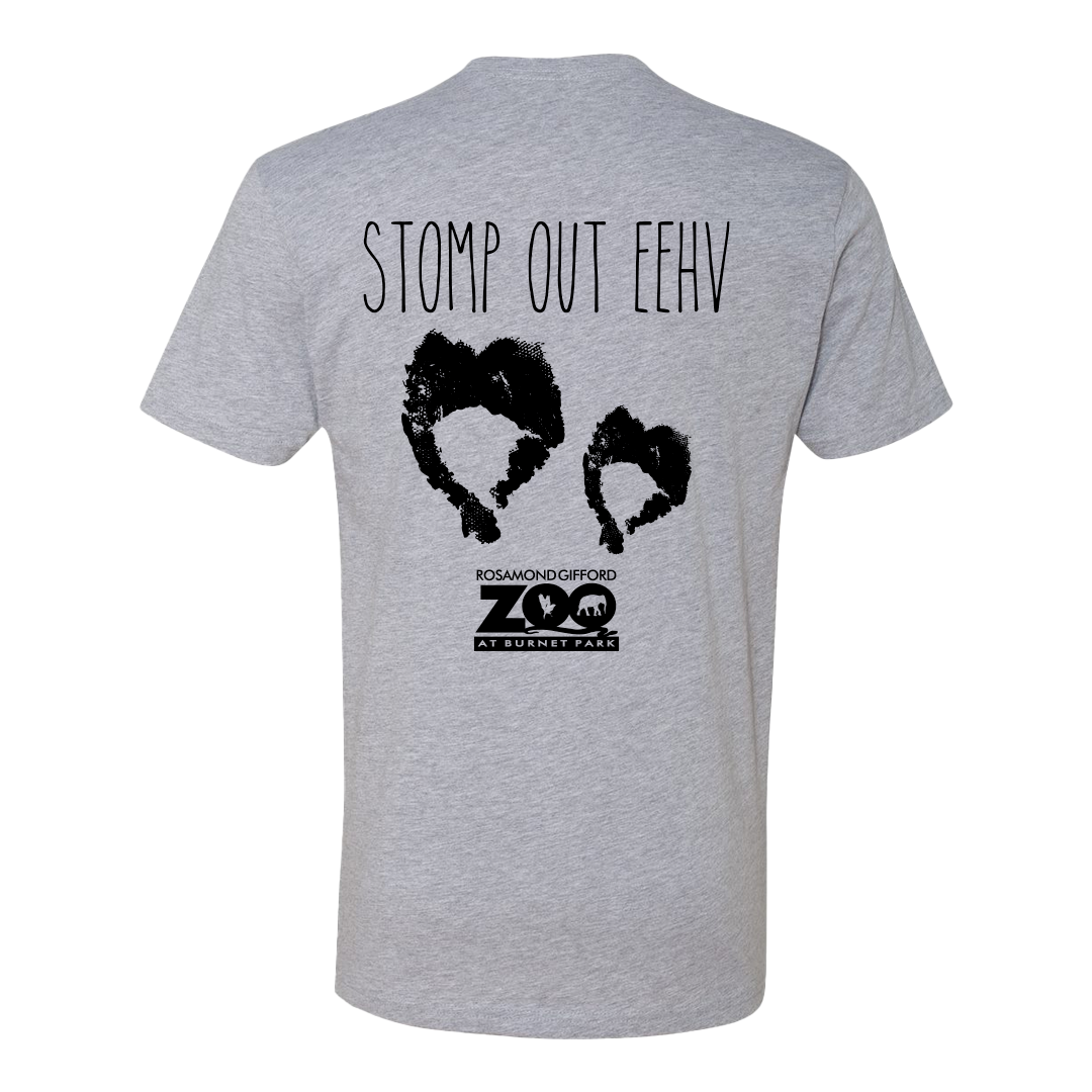 Stomp Out EEHV - T-Shirt