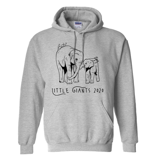 Stomp Out EEHV - Hooded Sweatshirt
