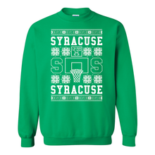Load image into Gallery viewer, Syracuse Shot Clock Ugly Christmas Sweater