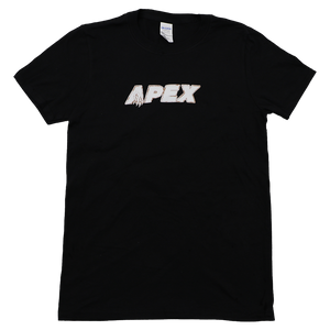 Apex Training - Lion Heart Tee - Black