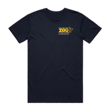 Load image into Gallery viewer, #AidforAus - Unisex Navy Tee